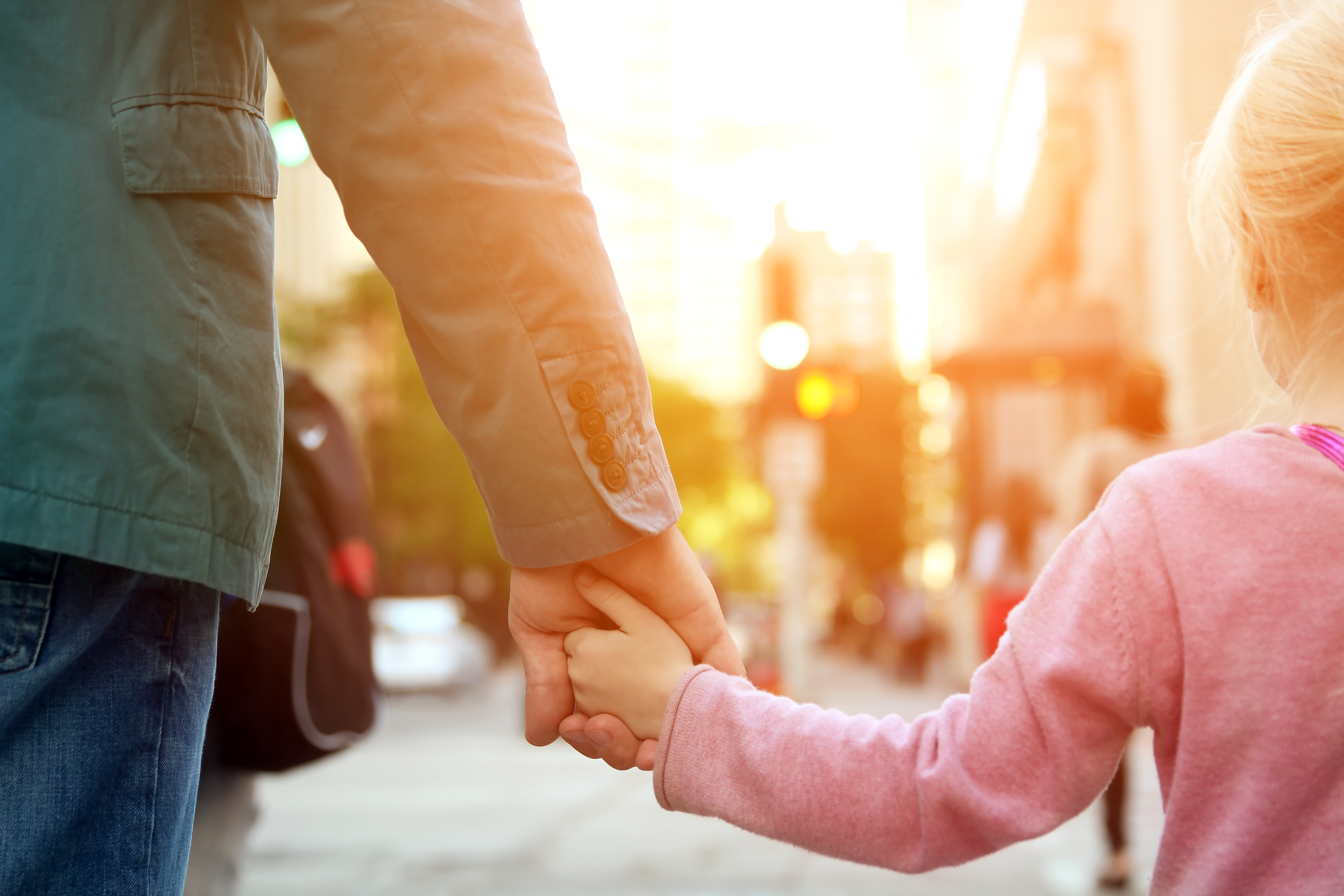 כביש ילדים בטיחות בכביש